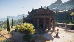 ACOD Pagai Temple of Zeus