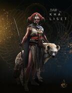 ACO Khaliset Promotional Art