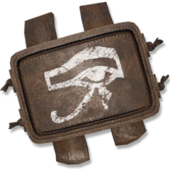 巴耶克和霍普扎法拥有的简易版的守护者徽章