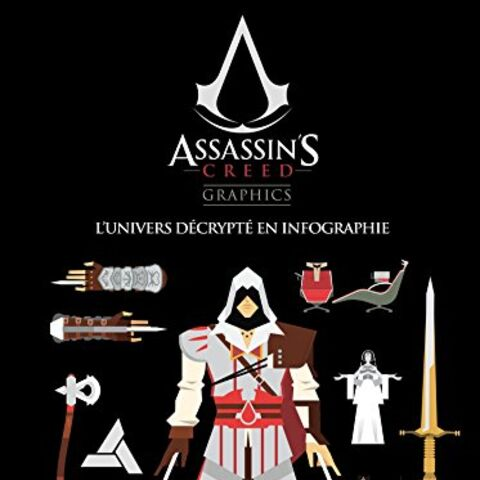Front cover of French version of AC: Graphics