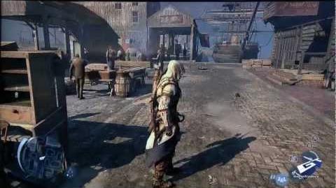 Assassin's Creed III - E3 2012 Wii U Gameplay