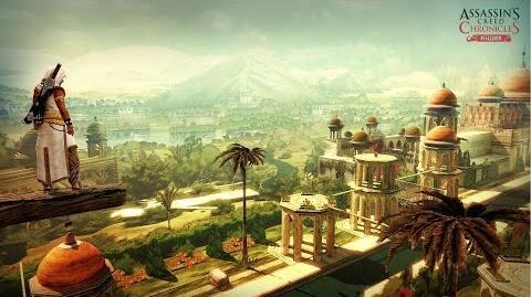 Assassin's Creed Chronicles Индия – Трейлер игрового процесса RU