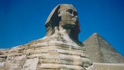 DTAE Sphinx of Khafre