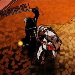 阿泰尔刺杀阿尔莫林