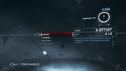 AC3 Store Screen