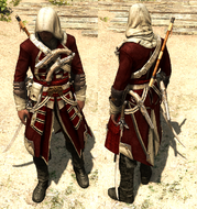 AC4 Officer's outfit