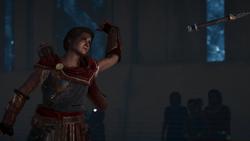 ACOD Deadly Little Secrets - Kassandra Tossing Spear