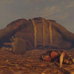 <b>Pothinus</b> mort
