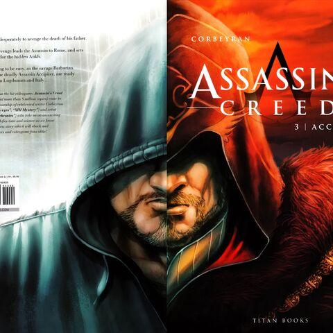 <i>Assassin's Creed 3: Accipiter</i> full cover