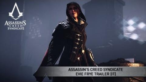 Assassin's Creed Syndicate Evie Frye Trailer IT