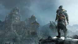 Ezio a Masyaf