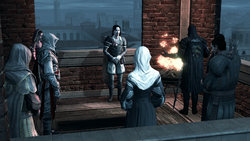 Ezio aufnahmeritus