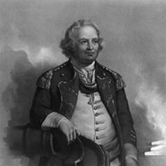 Portrait de Israel Putnam