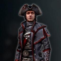 De Ferrer's appearance in the Vita iteration