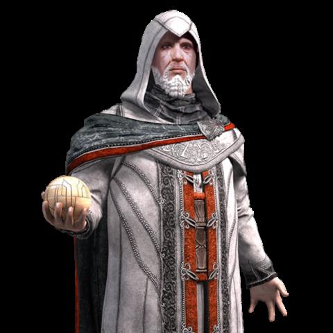 Altair mit ca. 70 Jahren.