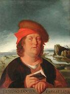 Bombastus portrait