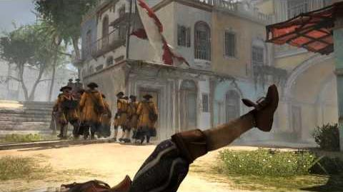 Gamescom Trailer Assassin's Creed 4 Black Flag UK