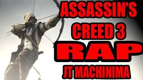 """JT Machinima - Assassin's Creed 3 Rap - """"Born into Revolution"""" by JT Machinima"""