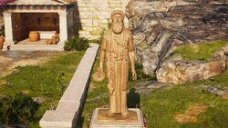 Korinth-StatueofDionysos