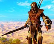 Mythical Warrior