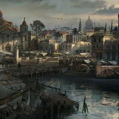 Havana's port