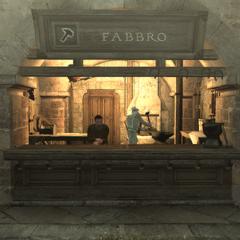 一家铁匠铺