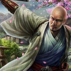 <b>Hanzō</b> sans sa capuche