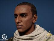 ACO Bayek Head Model 2 - Eugene Fokin