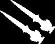 ACRO double lame secrète symbole