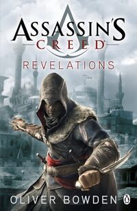 AC Revelations novel cov
