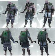 Armors 1-3 Champion