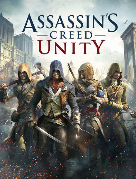 Скачать на пк assassins creed unity