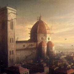Concept art of Florence
