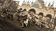 ACII Venise Combat Lance Saint-Marc