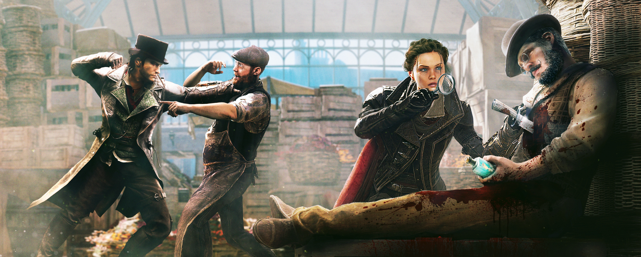The Dreadful Crimes   Assassin's Creed Wiki   Fandom
