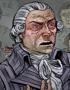 ACU Rob Zombies french Revolution Robespierre