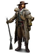Christopher Gist concept art