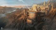 ACO Nile Citadel Concept Art