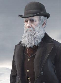 ACS DB Charles Darwin