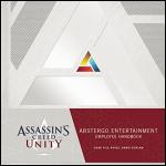 Abstergo Entertainment Employee Handbook Button