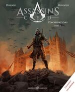 Assassin's Creed Conspiration Tome 1 couverture 01