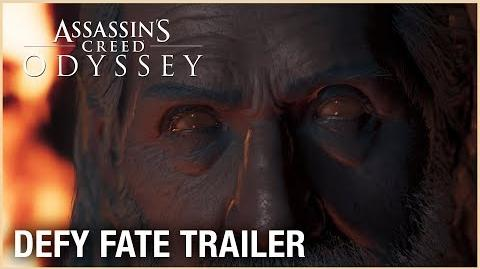Assassin's Creed Odyssey Defy Fate Trailer Ubisoft NA