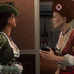 玛德琳答应艾弗琳帮助泰瑞丝