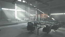 AC1 Abstergo Lab Conference Room