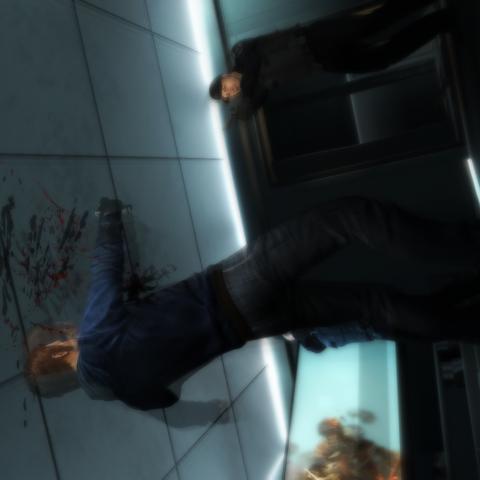 John wird erschossen
