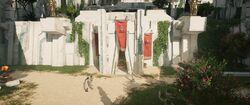 ACOD FoA JoA Horus Repository entrance