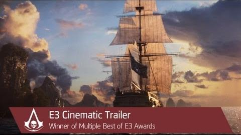E3 Cinematic Trailer Assassin's Creed 4 Black Flag North America 2013