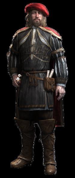 Leonardo da Vinci ACBH