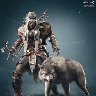 Raonhnhaké:ton et l'<b>Esprit du Loup</b>