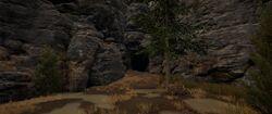 ACOD Artemis Cave entrance